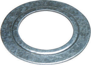 Sigma Electric ProConnex  2-1/2 to 2 in. Dia. Zinc-Plated Steel  Reducing Washer  For Rigid/IMC 2 pk