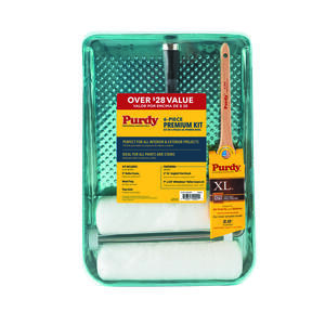 Purdy  Premium  9 in. W Regular  Paint Roller Kit