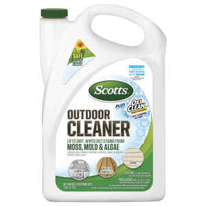 Scotts  OxiClean  Outdoor Cleaner  Liquid  1 gal.