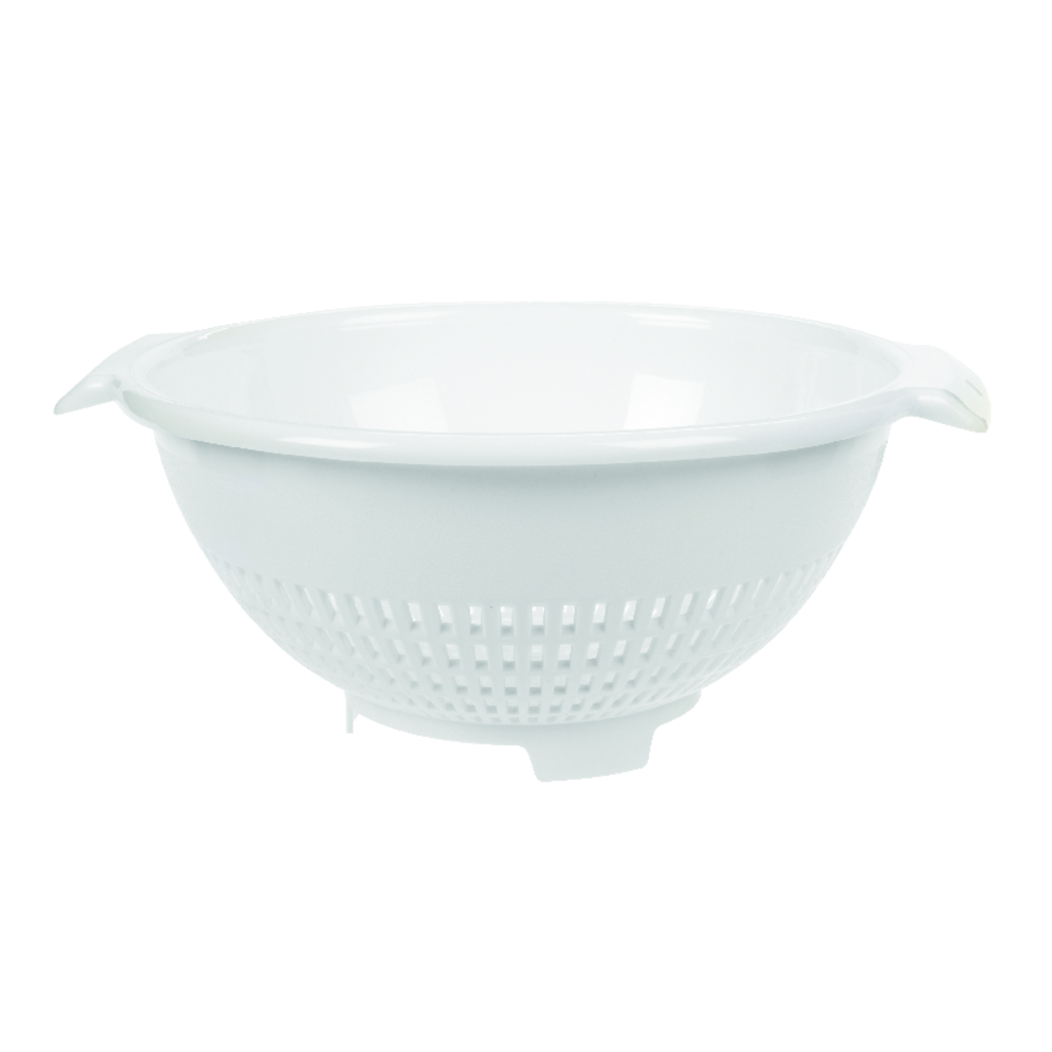 Arrow Home Products  10-3/4 ft. W White  Colander