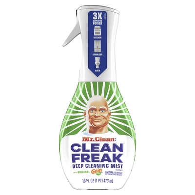 Mr. Clean  Clean Freak  Original Scent Deep Cleaning Mist  Spray  16 oz.