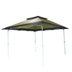 Crown Shade Mega Shade Polyester Canopy 11 ft. H x 12 ft. W x 12 ft. L