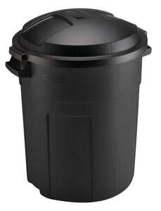 Rubbermaid  Roughneck  20 gal. Plastic  Garbage Can