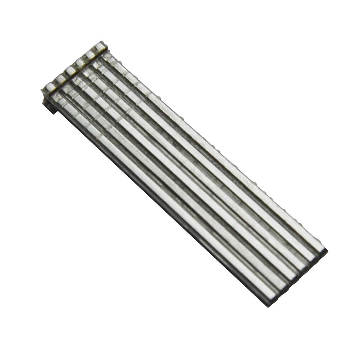 Grip-Rite  16 Ga. Smooth Shank  Straight Strip  Finish Nails  2 in. L x 0.06 in. Dia. 1 pk