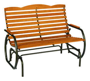 Jack-Post  Country Garden  2 person  Bronze  Steel  Country Garden  Double Glider