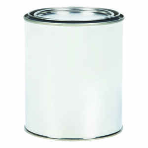 n/a  Silver  1 qt. Metal  Empty Paint Can