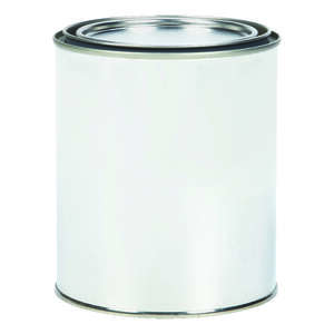 Ace  Silver  Metal  Paint Pail  1 qt.