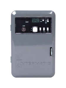 Intermatic  Indoor  Electronic Time Switch for Water Heaters  240 volt Gray