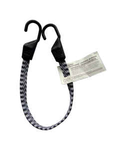 Keeper  Multicolored  Bungee Cord  24 in. L x 0.14 in.  1 pk