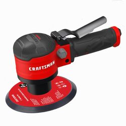 Craftsman  6 in.  Dual Action  Air Disc Sander  10000 rpm