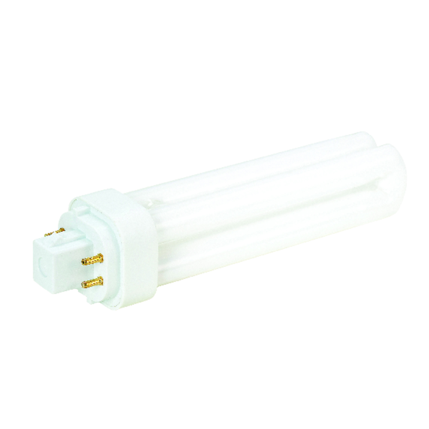 Westinghouse  18 watts DTT  5.81 in. Cool White  Fluorescent Bulb  Double Tube  1 pk 1200 lumens