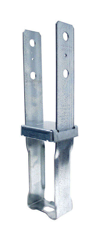 Simpson Strong-Tie  8.38 in. H x 3.5 in. W 10 Ga. Steel  Column Base