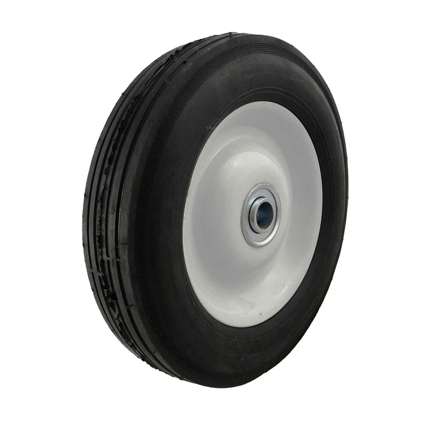 Marathon  225 lb. Rubber  1 pk Wheelbarrow Tire