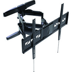 Home Plus  47 in. to 90 in. 132 lb. capacity Tiltable Articulating Wall Arm TV Mount