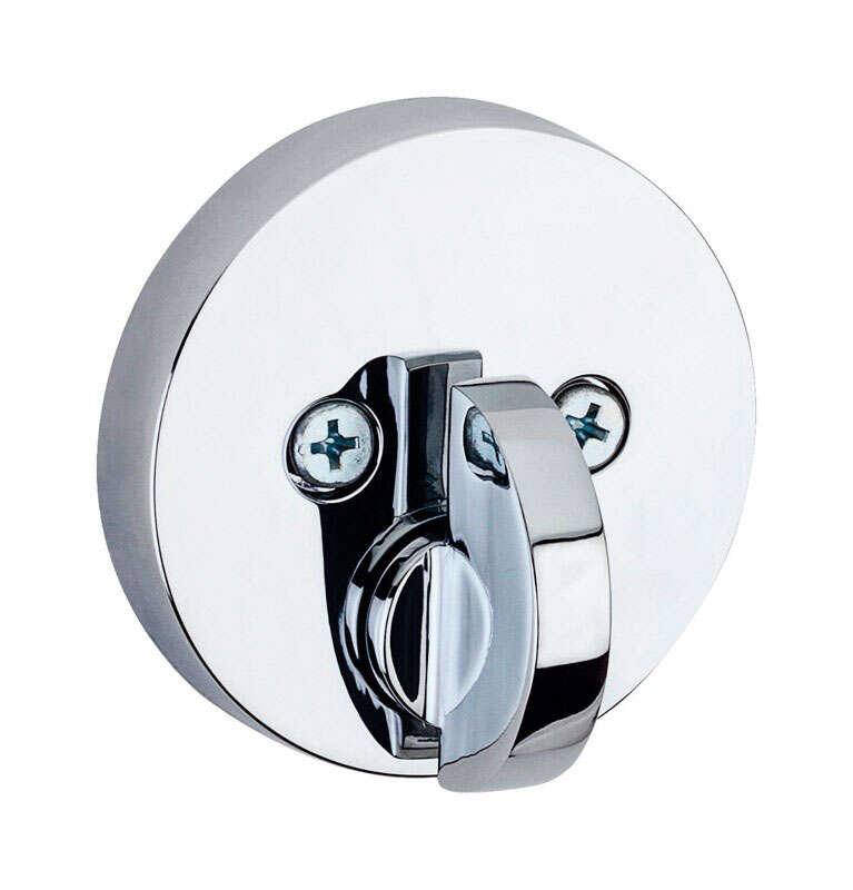 Kwikset  Signature Series  Polished Chrome  Steel  Deadbolt