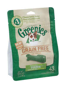Greenies  Mint  Dog  Grain Free Dental Stick  1 pk 12 oz.