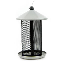 Perky-Pet  Finch  2.8 lb. Metal Mesh  Bird Feeder