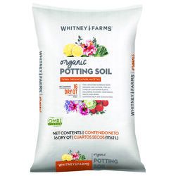Whitney Farms  Organic Potting Soil  16 qt.