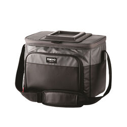 Igloo  Seadrift  Cooler Bag  24 can Black/Gray