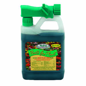 Medina Ag Products  Hasta Gro Plant  Liquid  All Purpose Planting & Growing Food  1 qt.
