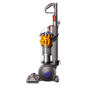 Dyson  Small Ball  Bagless  Corded  Upright Vacuum  7 amps Multi-Colored  HEPA