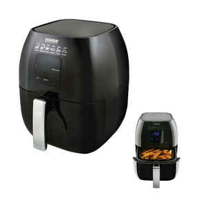 NuWave  Brio  Black  3 qt. Digital Air Fryer