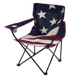 Quik Shade Multi-color Folding Chair USA