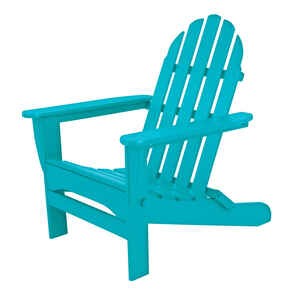 Ivy Terrace  Blue  Polypropylene  Chair