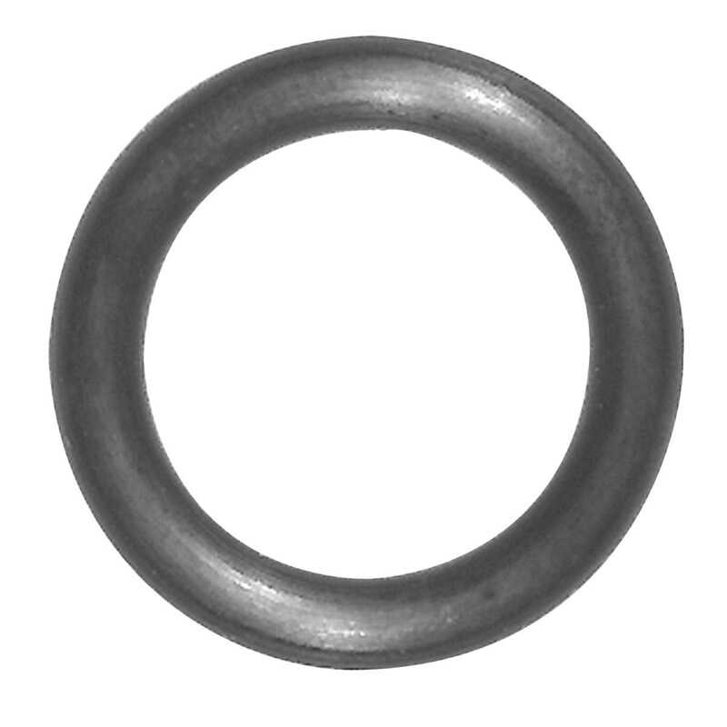 Danco  0.62 in. Dia. Rubber  O-Ring  1 pk