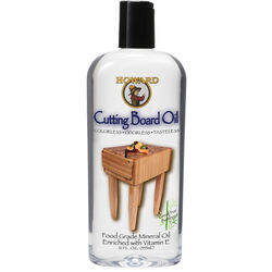 Howard  Transparent  Clear  Wood Oil  12 oz.