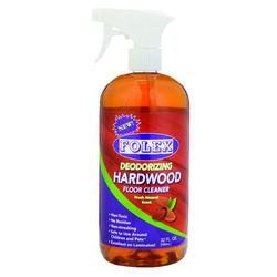 Folex  Almond Scent Hardwood Floor Cleaner  Liquid  32oz.
