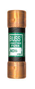 Bussmann  25 amps One-Time Fuse  1 pk