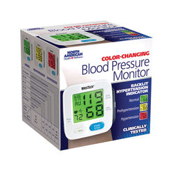 North American Health + Wellness  As Seen On TV  Automatic  Blood Pressure Monitor