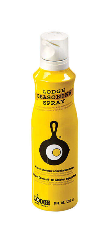 Lodge  Seasoning  Cooking Spray  8 oz. Can