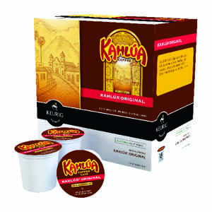 Keurig  Kahlua Coffee  Kahlua Original  Coffee K-Cups  18 pk