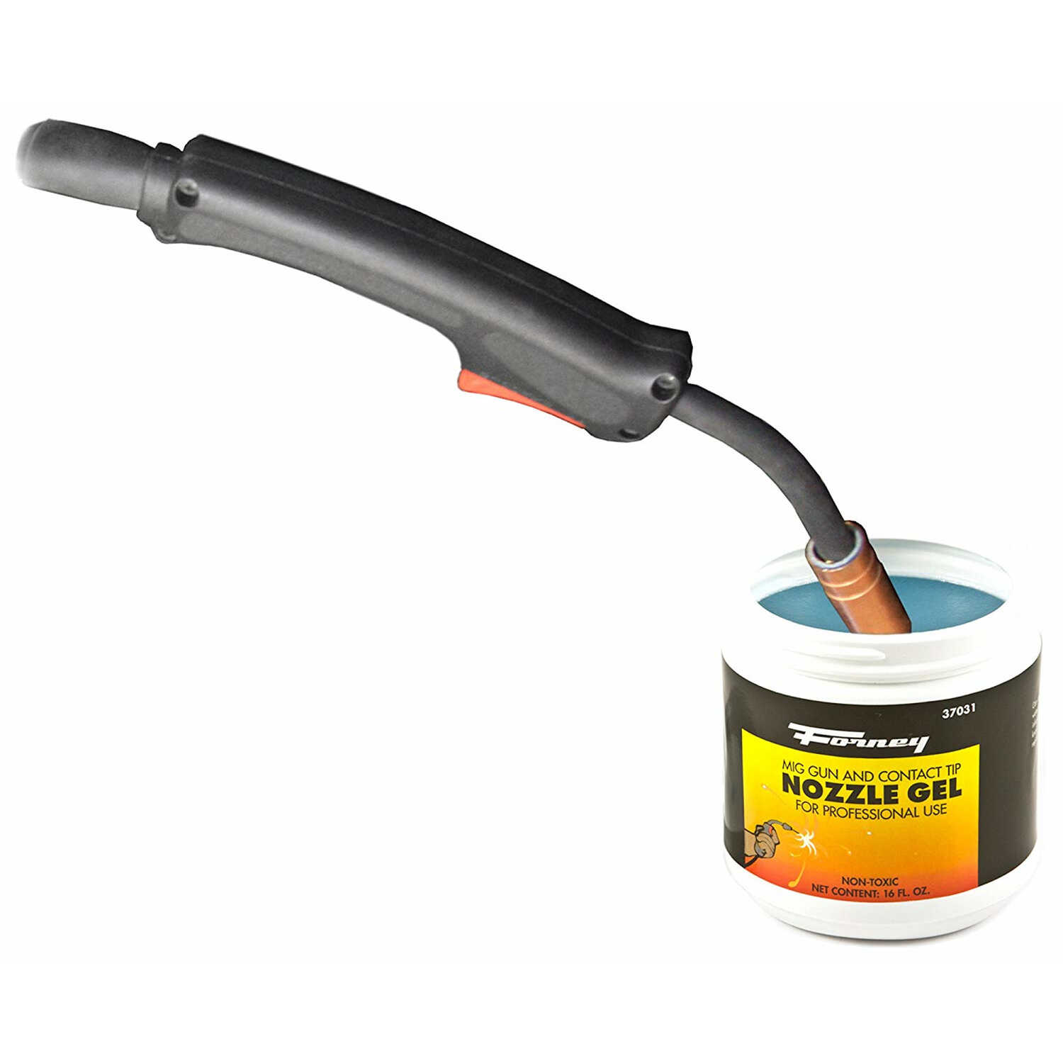 Forney  3.5 in. L x 3.5 in. W Welding Nozzle Gel  1 pc.