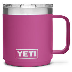YETI Rambler 10 oz. Prickly Pear Pink BPA Free Mug with MagSlider Lid