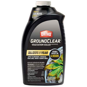 Ortho  GroundClear  Concentrate  Vegetation Killer  32 oz.
