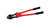 Performance Tool 24 in. Bolt Cutter Red 1 pk