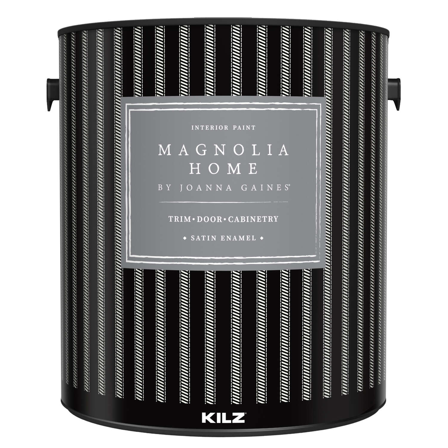 Magnolia Home by Joanna Gaines  Kilz  Satin Enamel  Base 1  Cabinet and Trim Paint  Interior  1 gal.