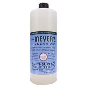 Mrs. Meyers  Bluebell Scent Multi-Surface Cleaner, Protector and Deodorizer  32 oz. Liquid