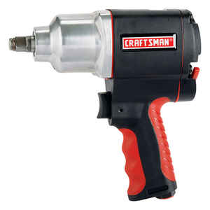 Craftsman  1/2 in. drive Air Impact Wrench  90 psi 400 ft./lbs. 7400 rpm