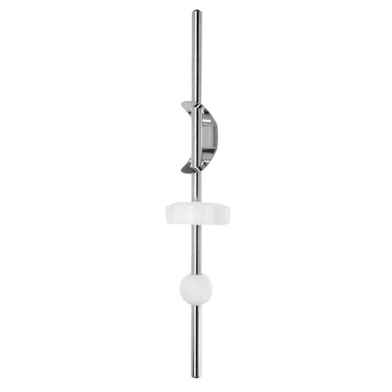 Danco  6-1/4 in. L x 3/16 in. Dia. Pop-Up Ball Rod  Chrome