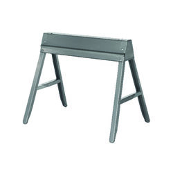 Fulton  Handy Horse  29-1/4 in. H x 32-1/2 in. W Adjustable Folding Sawhorse  1000 lb. capacity Gray