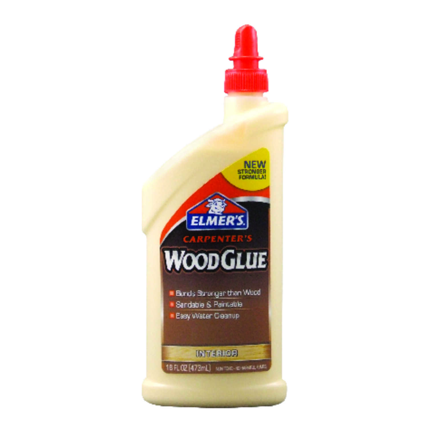 Elmer's  Carpenter's  Yellow  Wood Glue  16 oz.