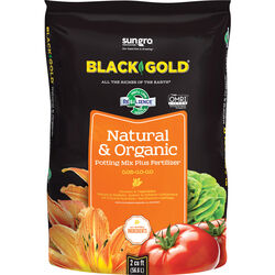 Black Gold Organic All Purpose Potting Mix 2 cu. ft.