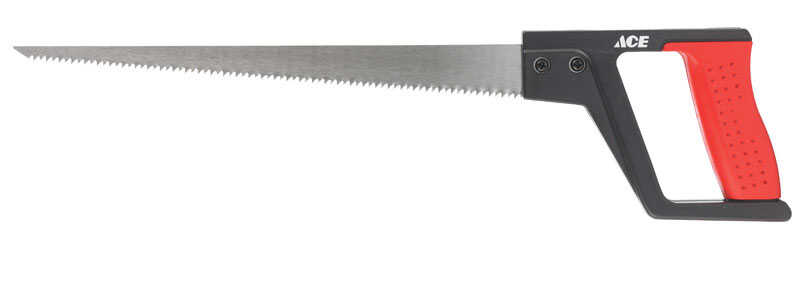 Ace  12 in. Steel  Compass Saw