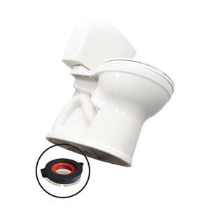 Korky  Wax Free  Toilet Seal