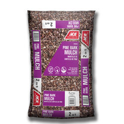 Ace  Pine Bark  Mulch  2 cu. ft. 12 sq. ft.