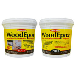 Abatron  WoodEpox  Epoxy Wood Filler Kit  2 gal.